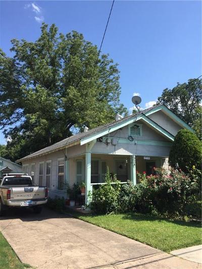 Dallas Single Family Home For Sale: 4714 Manett Street