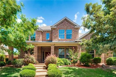 McKinney Single Family Home Active Option Contract: 7808 Chapel View Drive