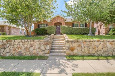 Allen Single Family Home For Sale: 1705 Honey Creek Lane
