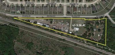 Mansfield Residential Lots & Land For Sale: 591 Seeton Road
