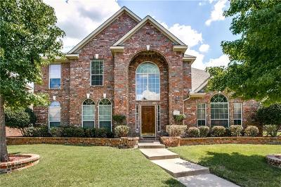 Frisco Single Family Home Active Contingent: 14611 Pensham Drive