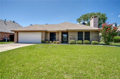 Rowlett Single Family Home For Sale: 7414 Ryan Road