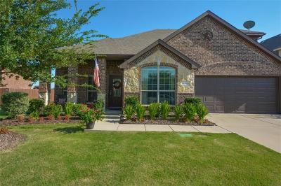 McKinney Single Family Home Active Option Contract: 10013 Waterstone Way
