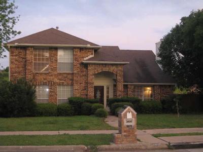 Carrollton Rental For Rent: 3800 Virginia Pine Drive