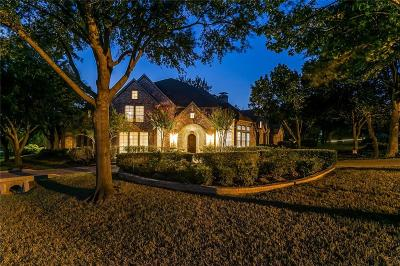 Flower Mound Single Family Home For Sale: 2916 Creek View Drive