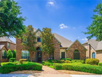 Frisco Single Family Home Active Option Contract: 2919 Blackstone Drive