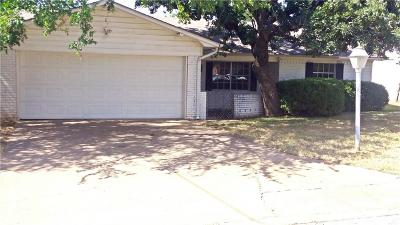 Mineral Wells TX Single Family Home For Sale: $99,500