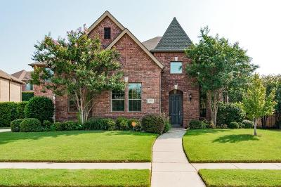Fort Worth TX Single Family Home For Sale: $522,500