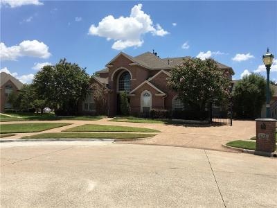 Colleyville Single Family Home For Sale: 4100 Bridlewood Court