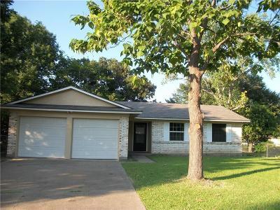 Kaufman Single Family Home For Sale: 1627 Lee Street