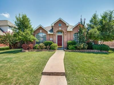 Allen Single Family Home Active Option Contract: 1808 Roundrock Drive