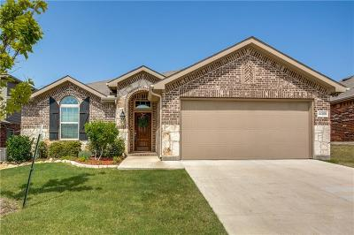 Fort Worth TX Single Family Home Active Option Contract: $212,000