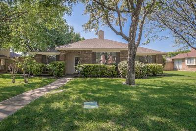 Plano Single Family Home For Sale: 3836 Dutton Drive