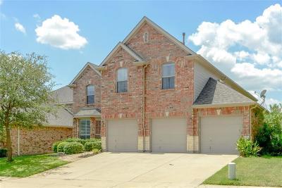Hickory Creek Single Family Home Active Option Contract: 211 Barkley Drive