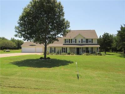 Caddo Mills Single Family Home Active Option Contract: 2987 County Road 2639