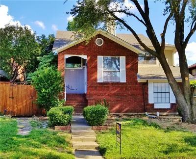 Carrollton Rental For Rent: 1618 San Francisco Street