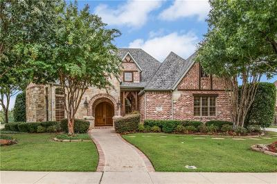 Coppell Single Family Home For Sale: 601 Waverly Lane