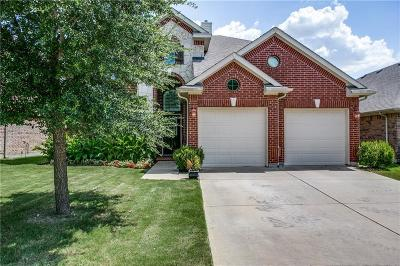 McKinney Single Family Home Active Option Contract: 9313 Jerico Drive