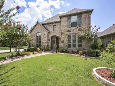 Lewisville Single Family Home For Sale: 2241 Landoine Lane