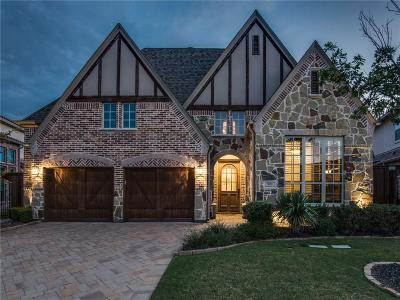 Irving Single Family Home For Sale: 604 Brookstone Drive