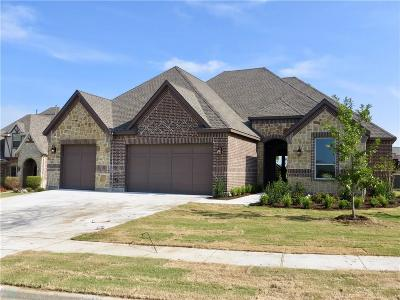 Gunter Single Family Home Active Option Contract: 1212 Eagle Glen Pass