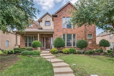Carrollton Single Family Home For Sale: 4441 Fairway Drive