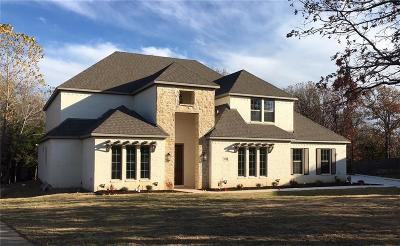 Keller Single Family Home For Sale: 365 Parkview Lane