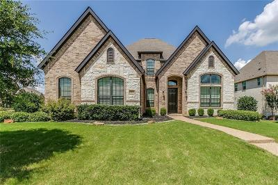 Flower Mound Single Family Home Active Option Contract: 3801 Abron Lane