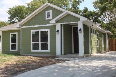 Waxahachie Single Family Home For Sale: 119 Bradshaw Street