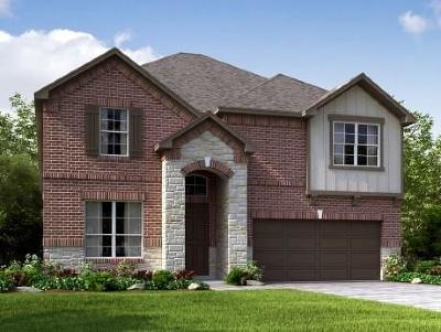 Corinth Single Family Home For Sale: 2206 Wellington Lane