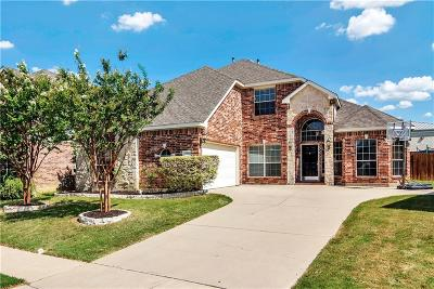 Fort Worth TX Single Family Home Active Option Contract: $300,000