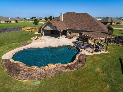 Haslet Single Family Home Active Kick Out: 2201 Keller Creek Drive