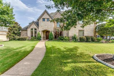 Grapevine Single Family Home For Sale: 3204 Fannin Lane