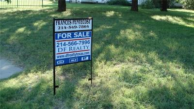 Dallas Residential Lots & Land For Sale: 2517 E Ledbetter Drive E