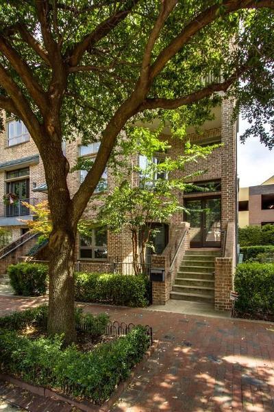 Addison Townhouse For Sale: 5002 Morris Avenue