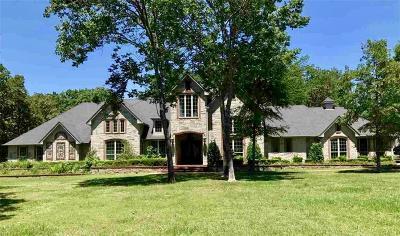 Van Single Family Home For Sale: 4807 Fm 1995