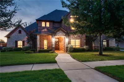 Mansfield Single Family Home For Sale: 2705 Ursula Court