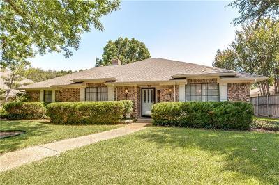 Dallas Single Family Home For Sale: 10014 Glen Canyon Drive