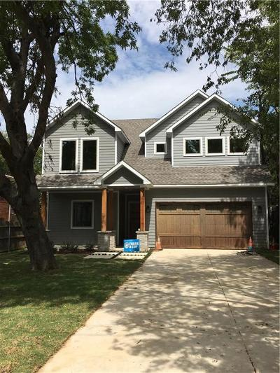Dallas Single Family Home For Sale: 4727 Victor Street