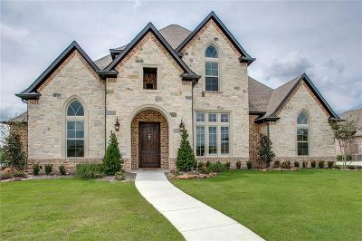Rockwall County Single Family Home Active Option Contract: 897 Tranquility
