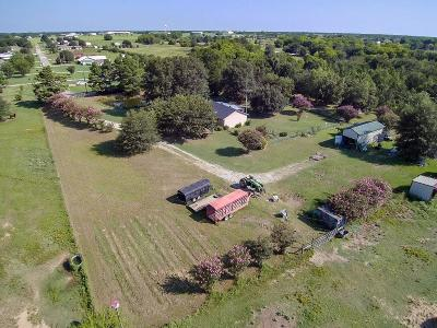 Wills Point Single Family Home For Sale: 121 Vz County Road 3433