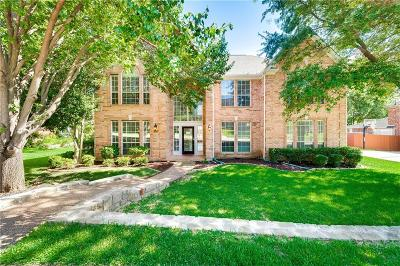 Rowlett Single Family Home For Sale: 1906 Sunset