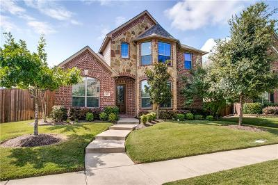 Allen Single Family Home For Sale: 801 Panther Lane