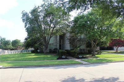 Southlake Single Family Home Active Option Contract: 1301 Normandy Court