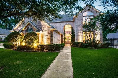Colleyville Single Family Home For Sale: 4010 Steeplechase Drive
