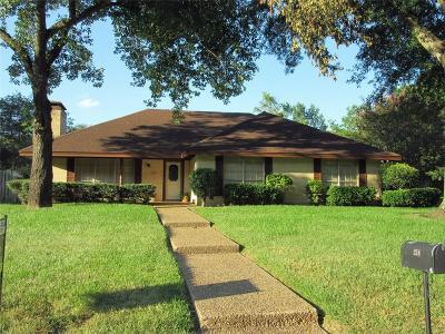 Athens Single Family Home For Sale: 218 Guadalupe Drive