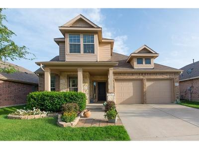 McKinney Single Family Home For Sale: 9617 Zaharias Drive
