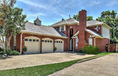 Rowlett Single Family Home For Sale: 8818 Greenwood Trail
