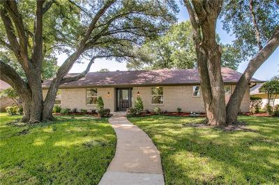 Plano Single Family Home For Sale: 2625 Brookview Drive