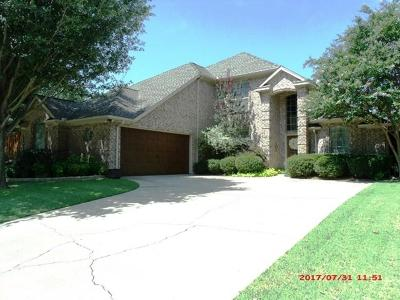 North Richland Hills Single Family Home For Sale: 6925 Herman Jared Drive